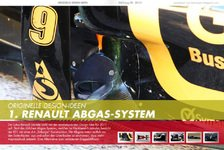 Formel 1 - RACEmag: Originelle Design-Ideen der F1-Teams