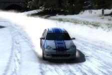 Games - Bilder: Sega Rally Arcade - Screenshots