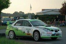 DRM - Saisonauftakt ist die ADAC Wikinger Rallye