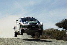 WRC - Hirvonen nach Platz 3 zuversichtlich