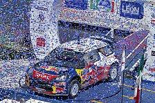 WRC - Loeb gewinnt Rallye Mexiko