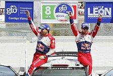 WRC - Bilder: Rallye Mexiko - 2. Lauf