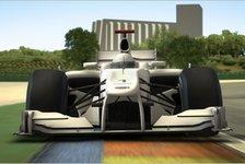 Games - Simbin bringt erstes Update-Paket für Race 07