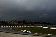 Formel 1 - Perez startet ins große Unbekannte