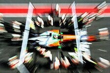 Formel 1 - Force India: Rennwochenende simuliert