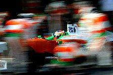 Formel 1 - Di Resta ist bereit für den Saisonauftakt