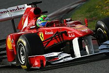 Formel 1 - Massa glaubt an Red Bull