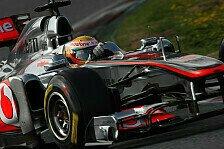 Formel 1 - Hamilton nimmt sich viel vor