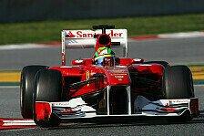 Formel 1 - Ferrari: Hausaufgaben gut gemacht?