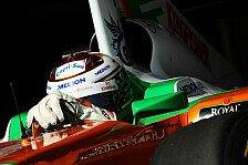 Formel 1 - Sutil sieht noch Verbesserungspotential
