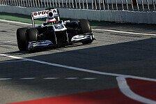 Formel 1 - Jordan: Williams 2011 für Überraschungen gut