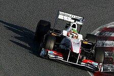 Formel 1 - Sauber: Hausaufgaben gut gemacht?