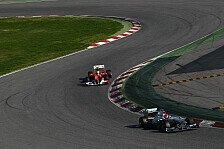 Formel 1 - Mercedes mit guten Erinnerungen nach Melbourne