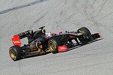 Formel 1 - Lotus Renault visiert P3 der Konstrukteure an