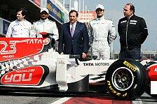 Formel 1 - Carabante: HRT wird in Melbourne fahren