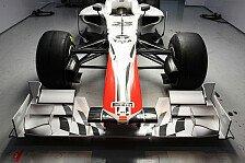 Formel 1 - HRT: Hausaufgaben gut gemacht?
