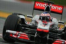 Formel 1 - McLaren: Hausaufgaben gut gemacht?
