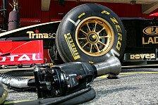 Formel 1 - Pirelli: Es geht in Richtung drei Stopps