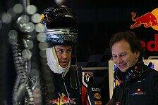 Formel 1 - Horner: Endlich ein Ende der Vettel-Gerüchte