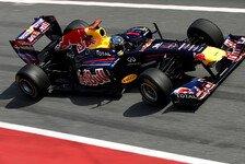 Formel 1 - Red Bull: Beste Vorbereitung aller Zeiten