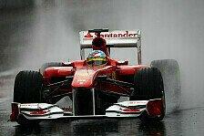 Formel 1 - Alonso glücklich über Fry