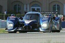 USCC - Peugeot auf Pole in Sebring