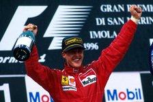 Michael Schumacher: Wähle deinen besten Schumi-Moment - Runde 4