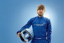 Formel 1 - Heidfeld wirbt für Unitymedia