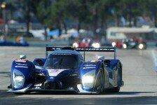 USCC - Petit Le Mans: Peugeot knapp vorn