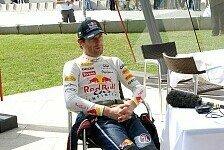 Formel 1 - Bilder: Webber Showrun auf der Bolte Bridge