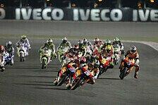 MotoGP - Provisorischer Rennkalender 2012