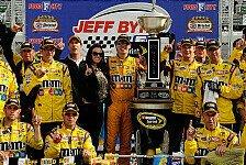 NASCAR - Bilder: Jeff Byrd 500 - 4. Lauf