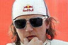 NASCAR - Räikkönen testet am Montag