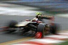 Formel 1 - Renault: Schon besser als Ferrari?