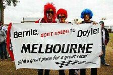 Formel 1 - Victoria-Premier will GP langfristig halten