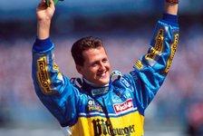 Formel 1, Geschichte 1995: Wie Schumacher Deutschland erlöste