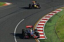 Formel 1 - McLaren sieht sich im Reifen-Vorteil