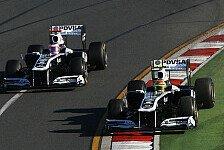 Formel 1 - Williams plant Red-Bull-Auspuffkopie