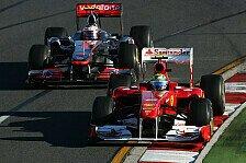 Formel 1 - Kommentar: McLaren top, Ferrari flop