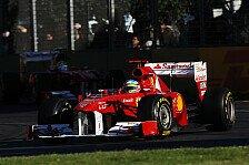 Formel 1 - Australien für Alonso kein Desaster