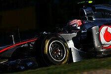 Formel 1 - Button: Später Saisonstart half McLaren