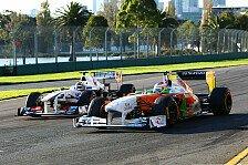 Formel 1 - Di Resta-Kritik - Perez schießt zurück