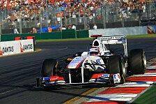 Formel 1 - Sauber plant beim Spanien GP besseren Diffusor