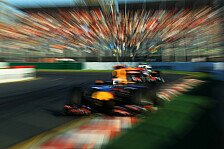 Formel 1 - Red Bull ab Malaysia mit KERS