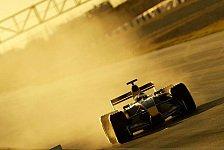 Formel 1 - Testing Time, Tag 3: Coulthard & Wurz führen die Zeitenlisten an