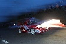 DRM - Nur Trainingseinheit bei der ADAC Wikinger Rallye