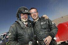 Dakar - Kahle freut sich auf neues Dakar-Ziel