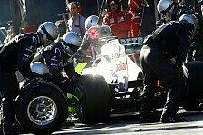 Formel 1 - Mercedes plant keine großen Änderungen
