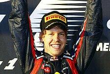 Formel 1 - Bilder: Formel-1-Kappen im Wandel der Zeit