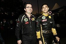 Formel 1 - Boullier nach Renault-Podest erleichtert